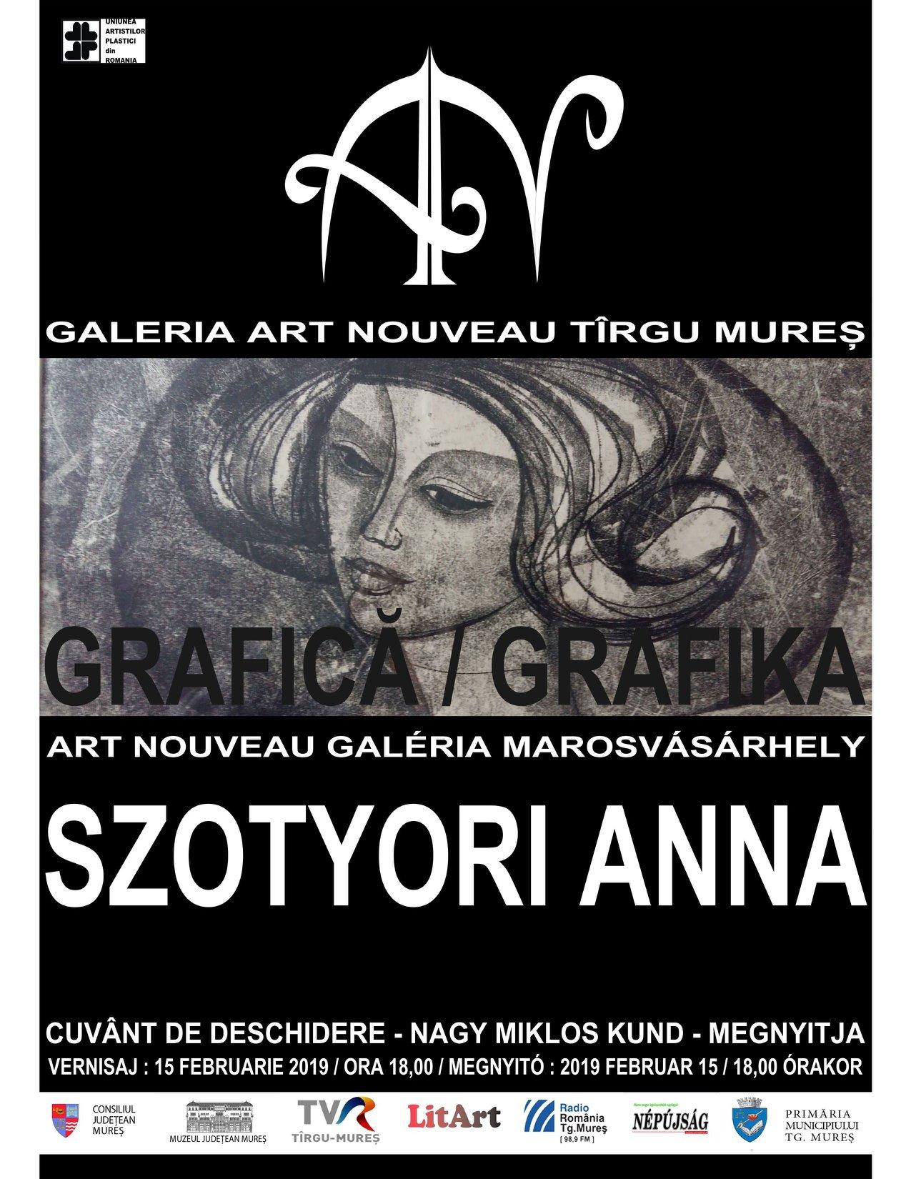 Expoziție de grafică la Galeriile UAP